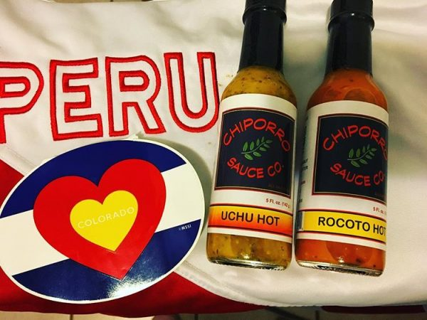 Uchu Hot Sauce - Peruvian Born, Made in Colorado